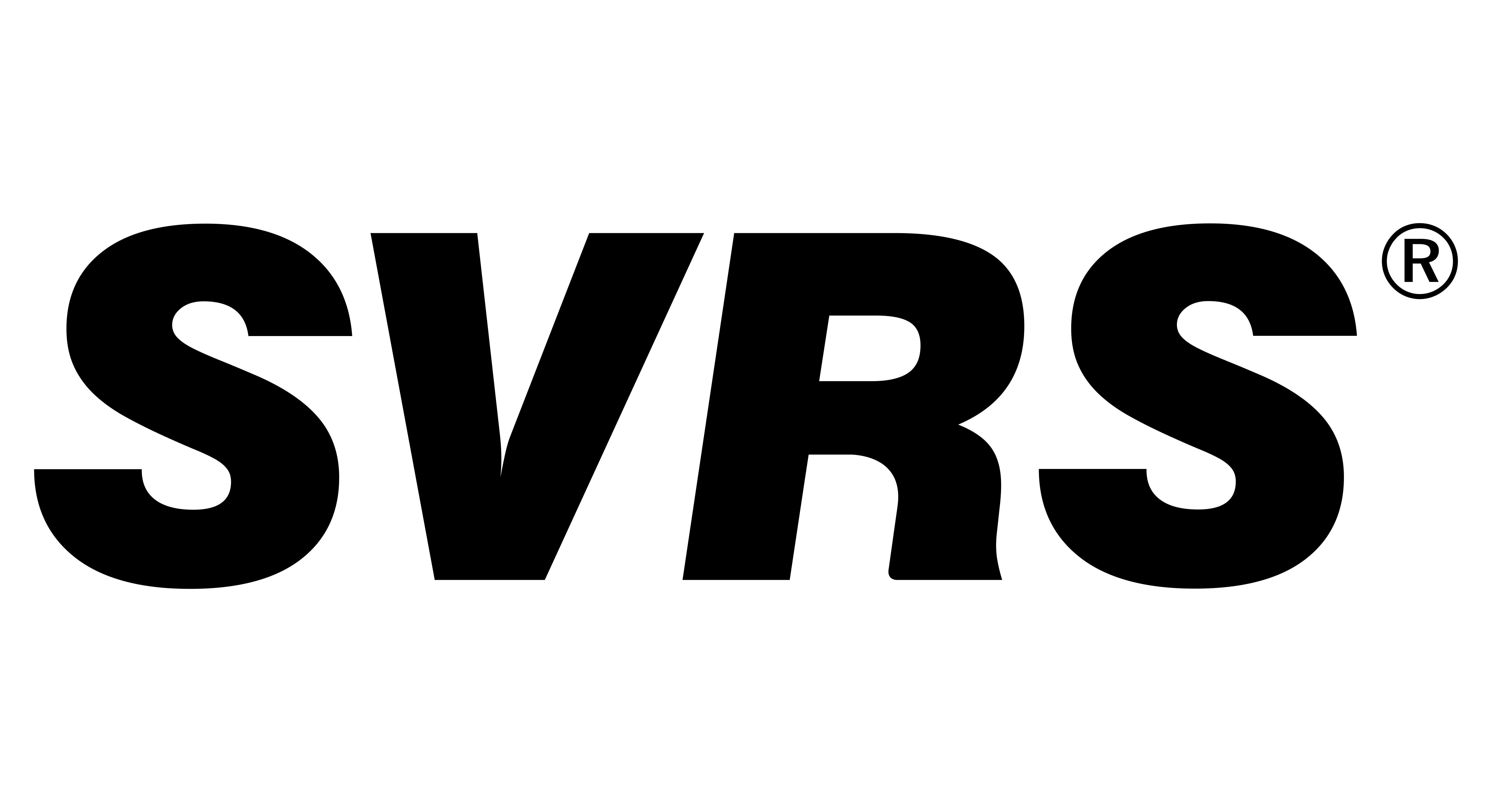 SVRS Logo blackonwhite